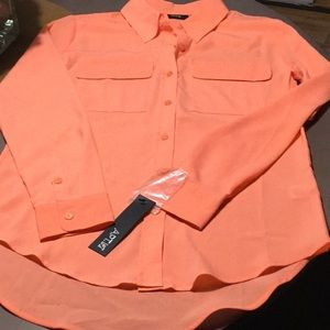 Professional 2 pocket Blouse